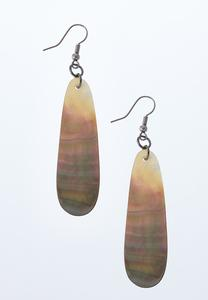 Serene Shell Earrings