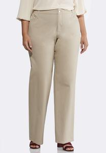 Plus Size Curvy Everywhere Pants