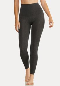 Plus Extended The Perfect Charcoal Leggings