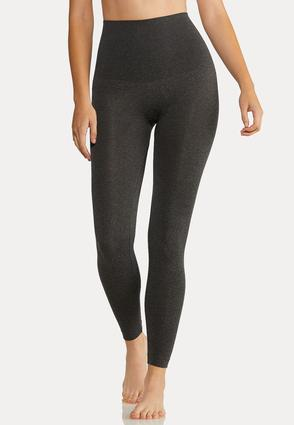 Plus Extended The Perfect Gray Shaping Leggings