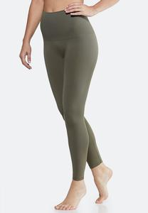 The Perfect Olive Shaping Leggings