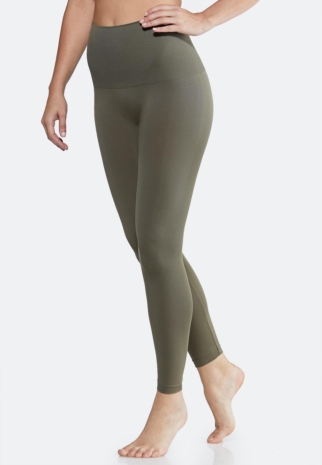 Plus Extended The Perfect Olive Shaping Leggings