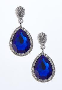Royal Glass Earrings