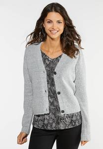 Plus Size Skimmer Cardigan Sweater