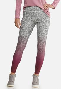 Dip Dye Active Leggings
