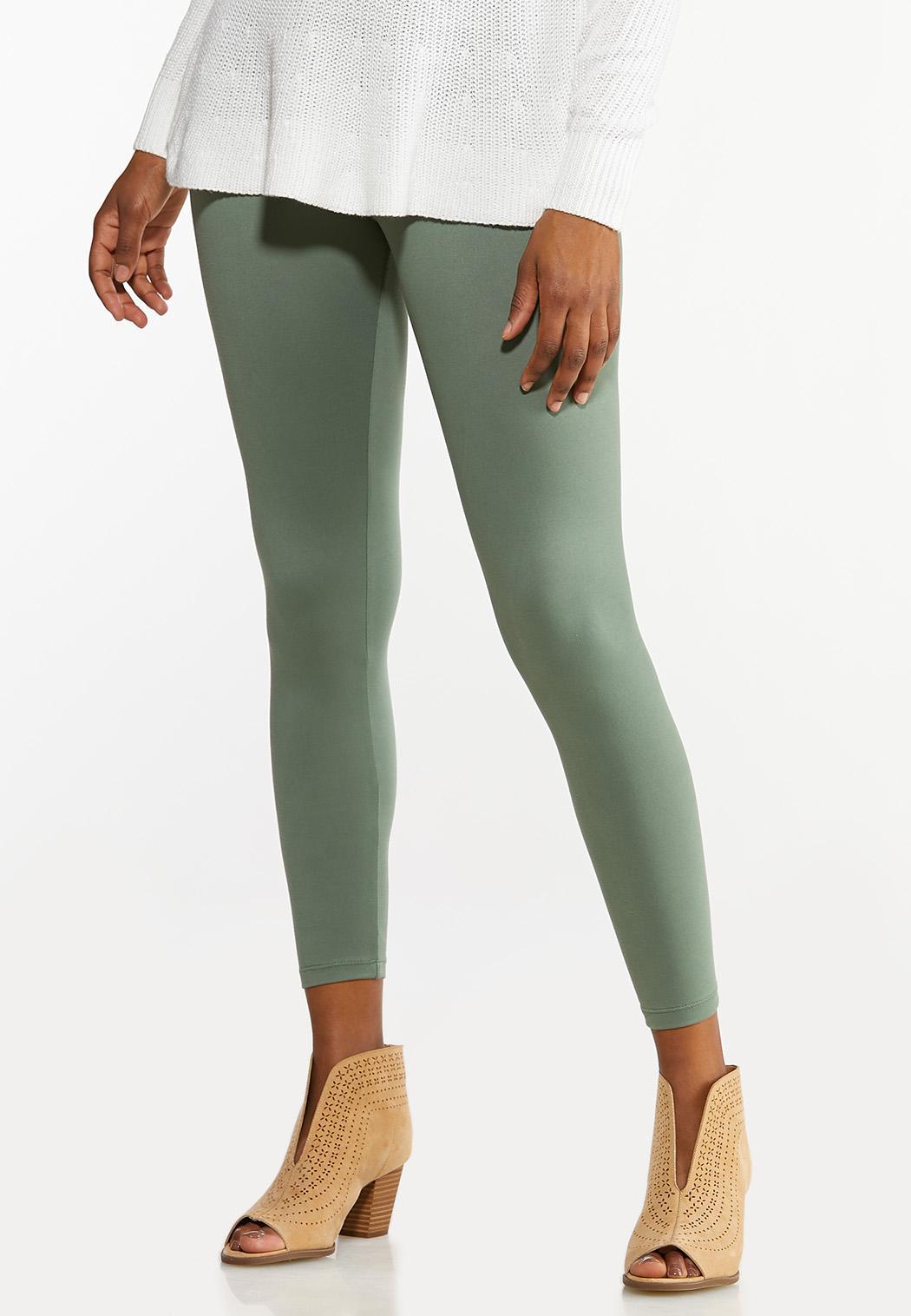 Solid Essential Leggings