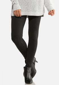 Essential Black Leggings