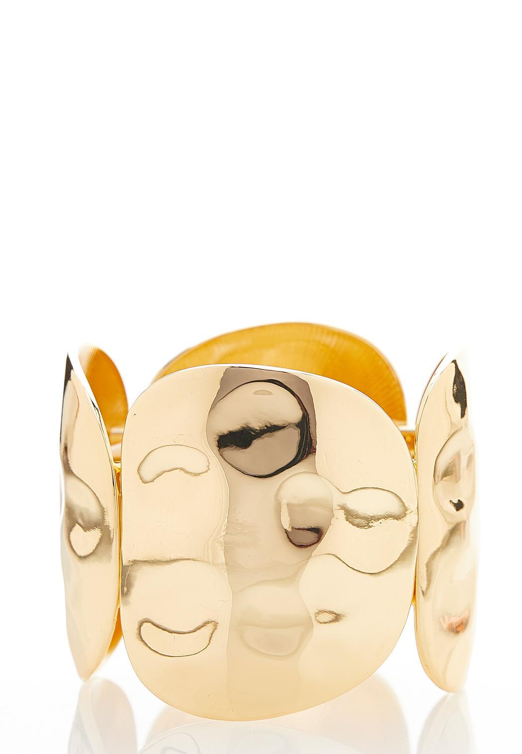 Gold Goddess Bracelet