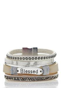 Banded Blessed Bracelet