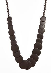 Layered Multi Circle Necklace