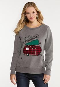 Holiday Camper Sweatshirt
