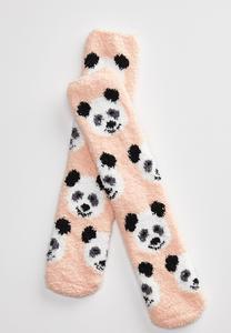 Panda Cozy Socks