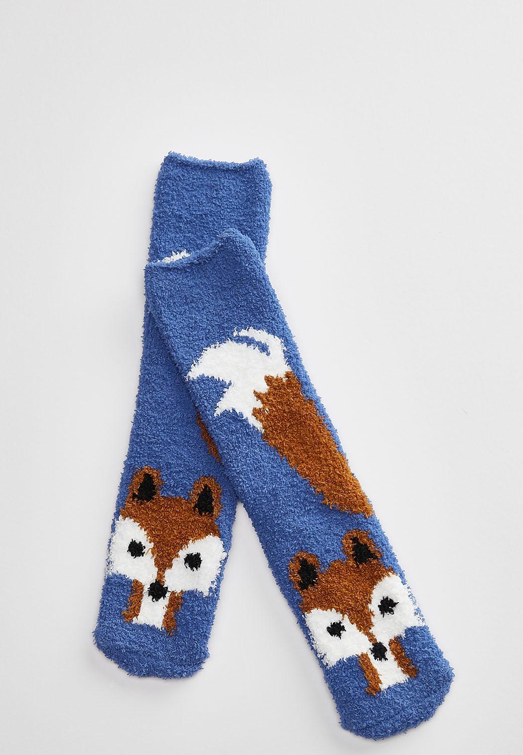 Fox Cozy Socks