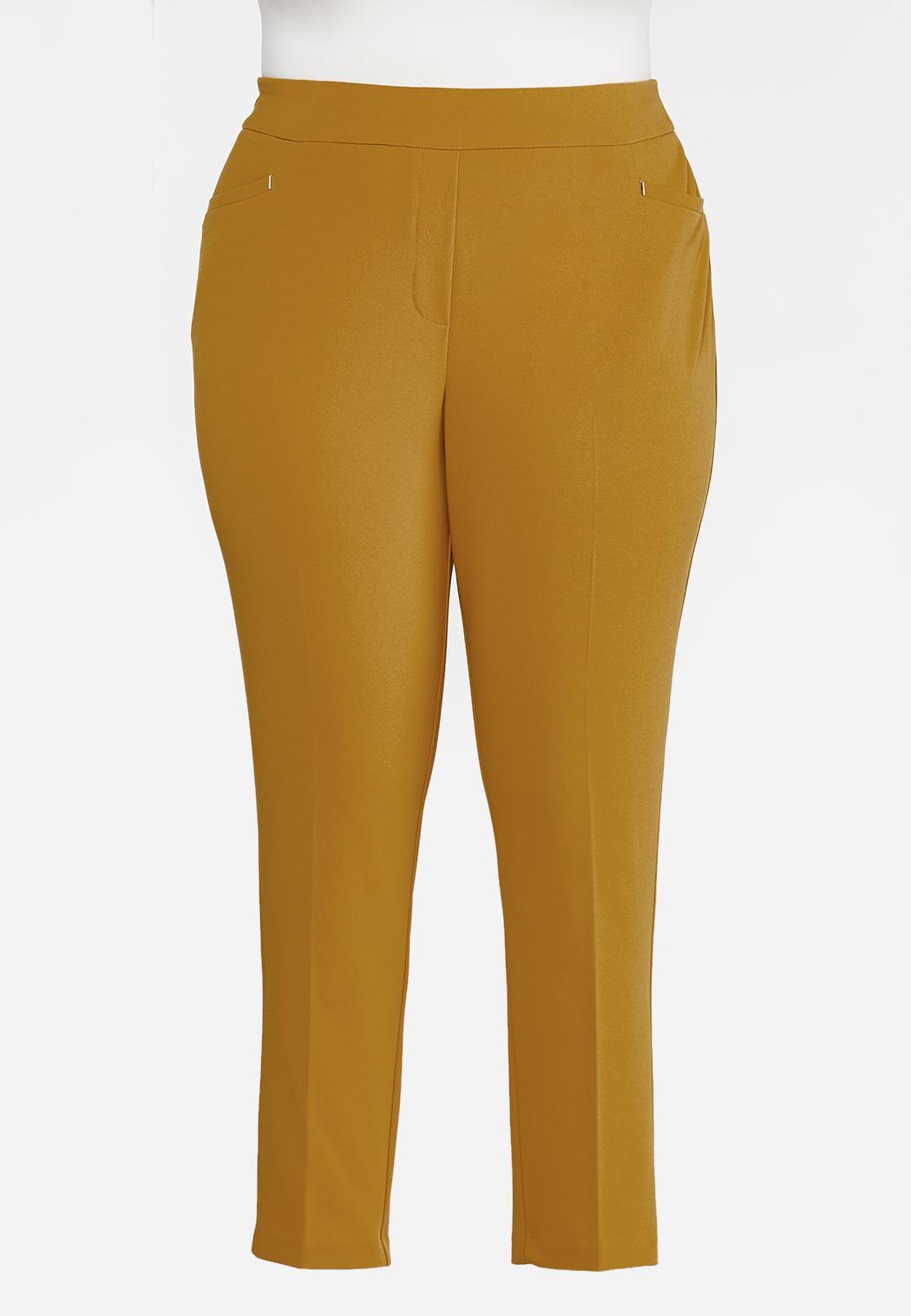 Plus Petite Slim Ankle Pants