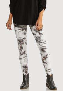 Soft Marbled Leggings