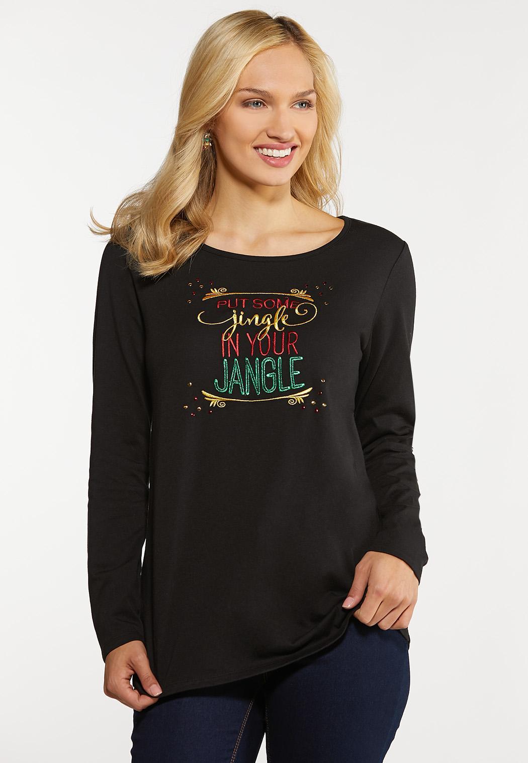 Jingle Jangle Festive Tee