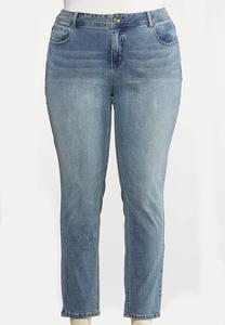 Plus Petite Curvy Jeans