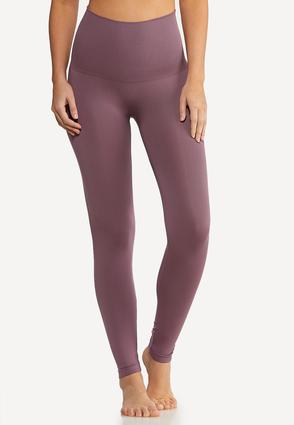Plus Extended The Perfect Lavender Leggings