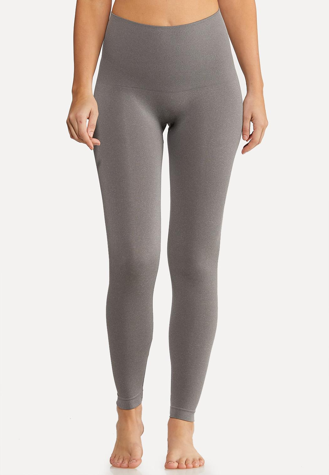 Plus Extended The Perfect Gray Leggings