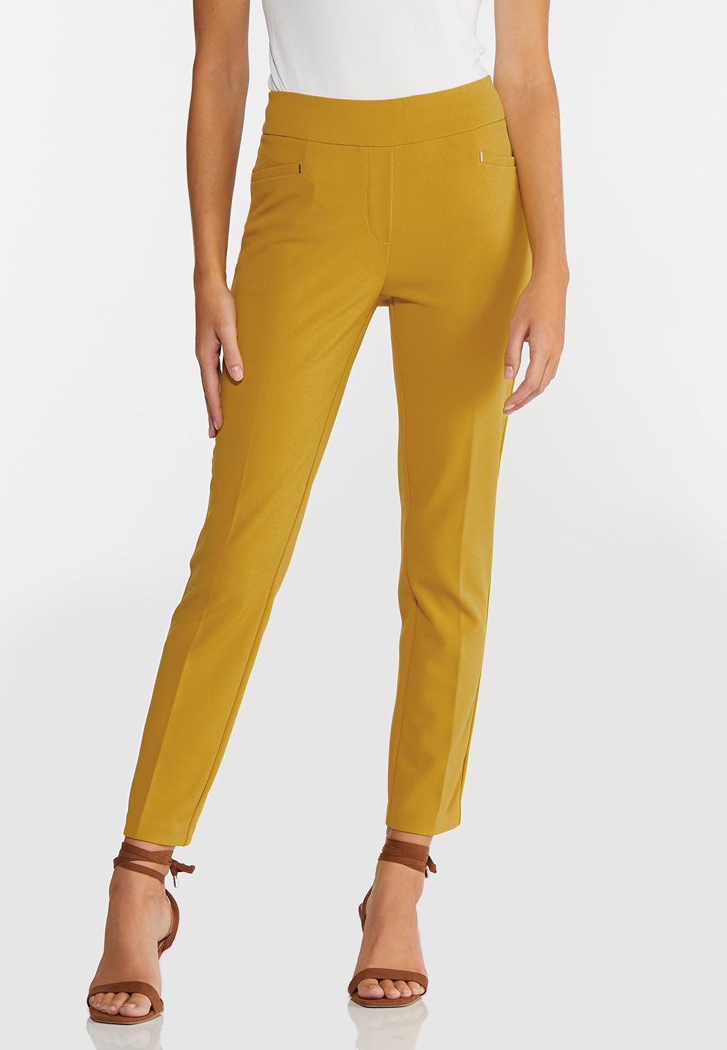 Slim Ankle Pants