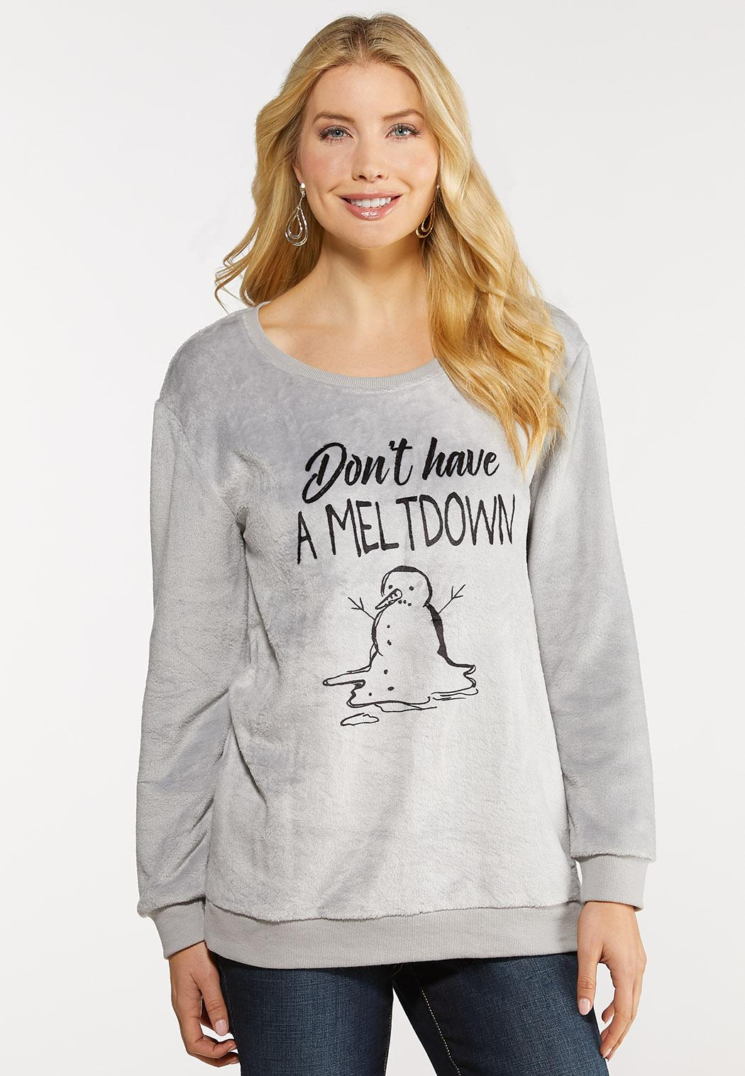 Don`t Have A Meltdown Top