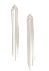Modern Elegant Drop Earrings
