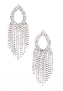Glitz and Glam Tassel Earrings