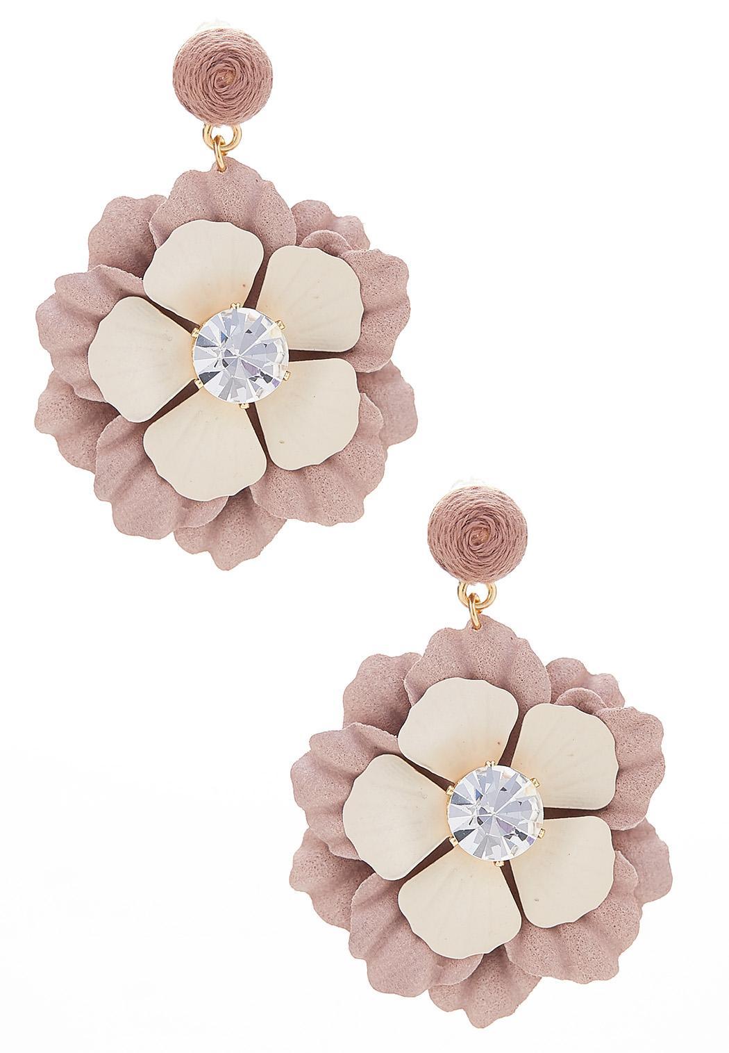 Brilliant Blossom Earrings
