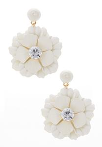 Brilliant Blossom Earrings