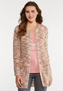 Berry Sweet Cardigan Sweater