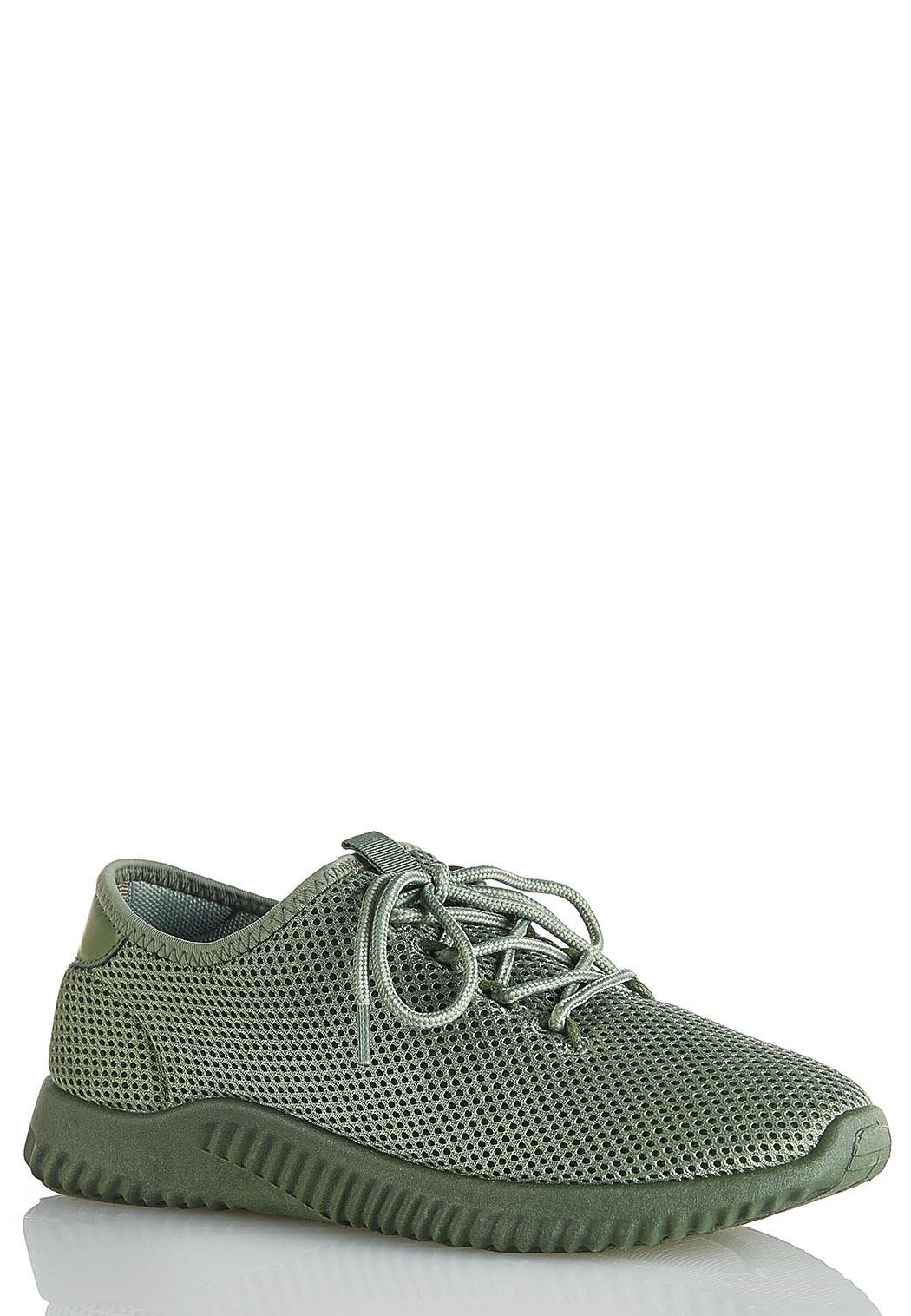 Slip-On Mesh Sneakers