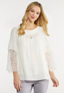 Lace Poet Top