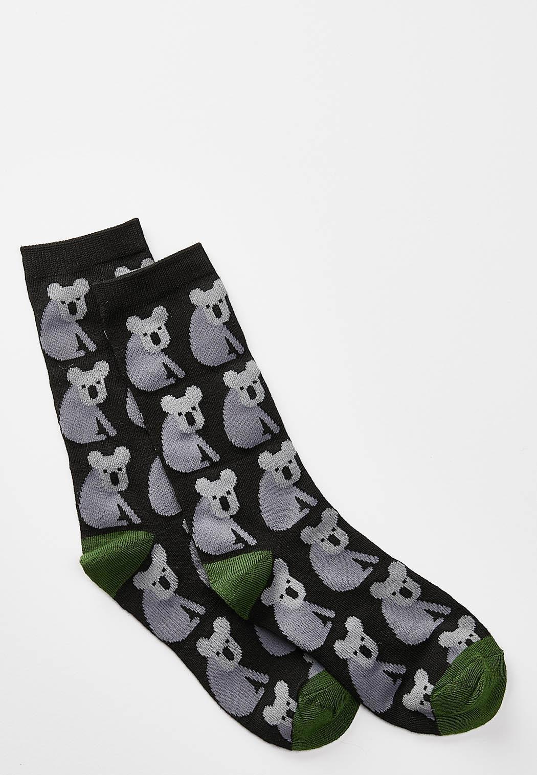 Koala Bear Socks