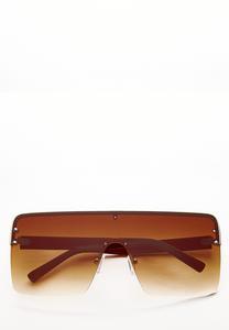 Ombre Shield Sunglasses