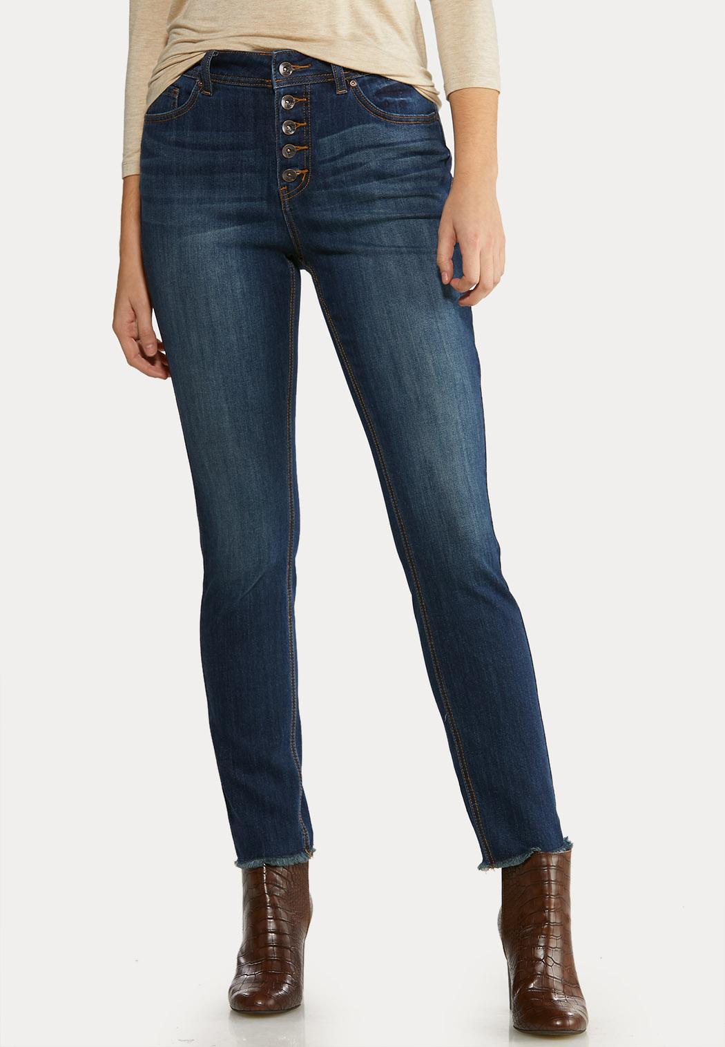 Eco-Friendly Skinny Jeans