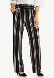Deco Rose Stripe Pants