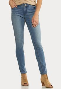Lightwash Skinny Jeans