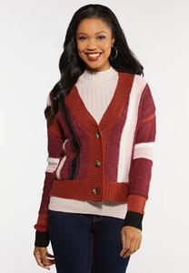 Caramel Candy Cardigan Sweater
