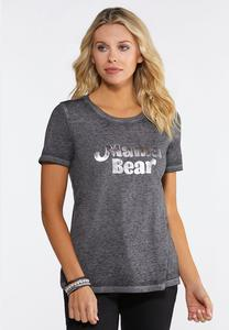Plus Size Mama Bear Tee