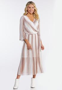 Dreamy Pleated Skirt Set