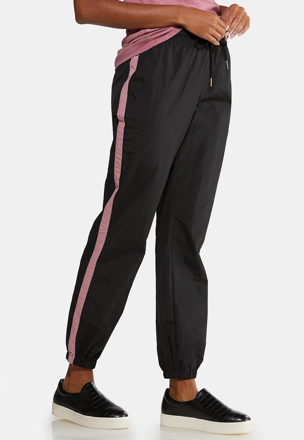 Athletic Side Stripe Pants