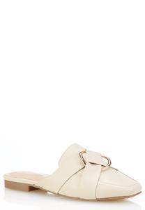 Hoop Detail Loafers