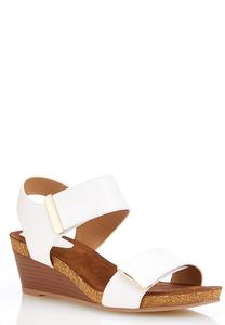 Velcro Strap Wedges