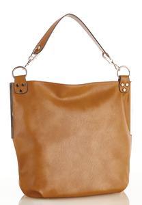 Golden Hobo Handbag