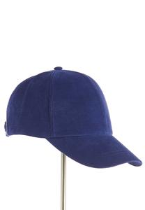 Blue Corduroy Hat