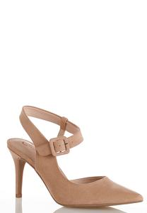 Slingback Mary Jane Pumps