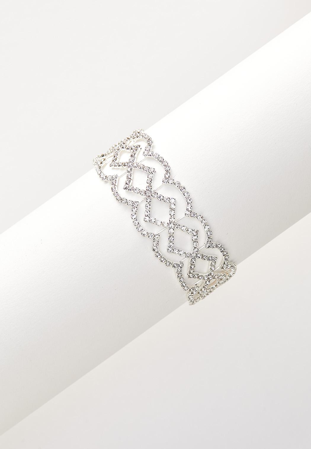 All That Dazzles Cupchain Bracelet