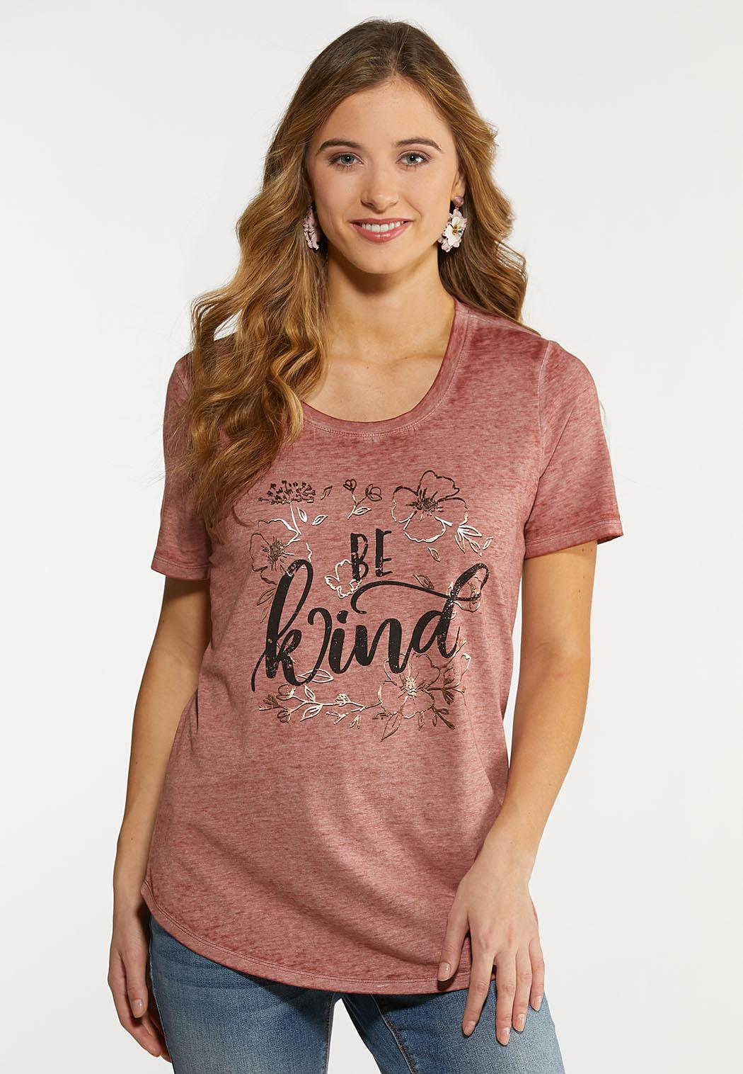 Plus Size Be Kind Tee