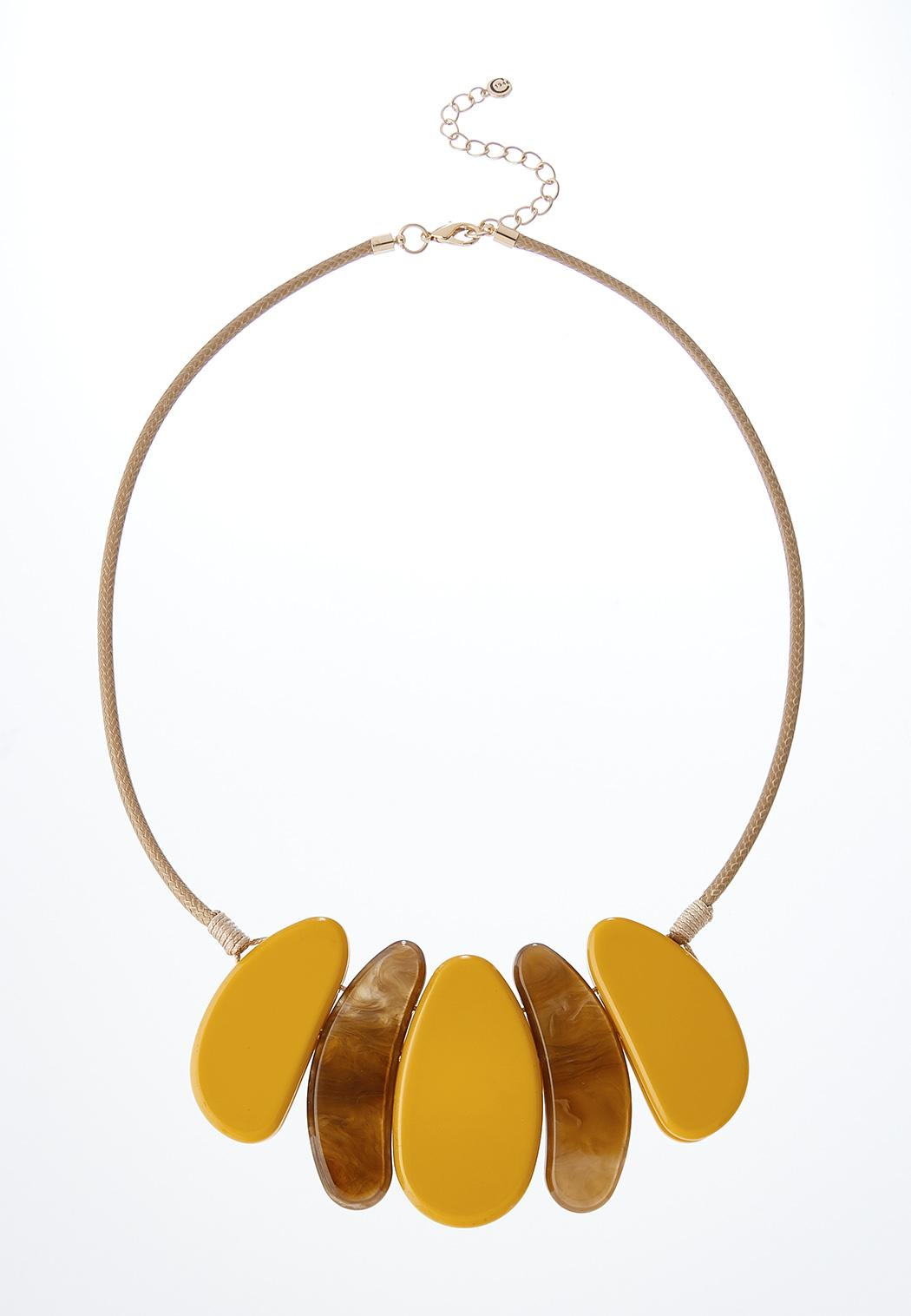 Modern Charm Roped Necklace