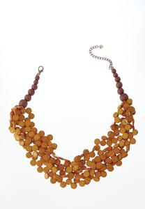 Layers Of Gold Necklace